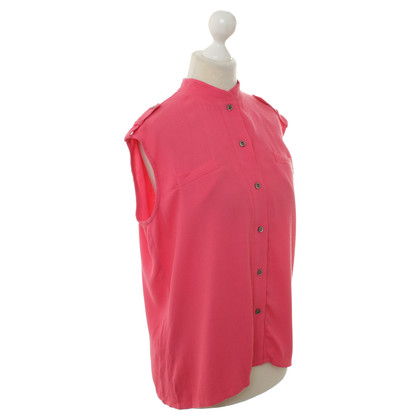 Paul & Joe Blouse in koraal rood