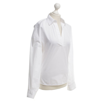Céline Blouse in white