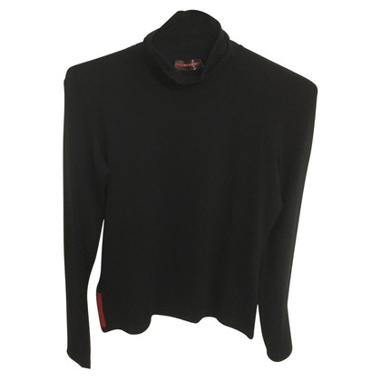 Prada top with turtle neck