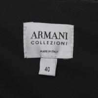 Armani Collezioni Top in nero