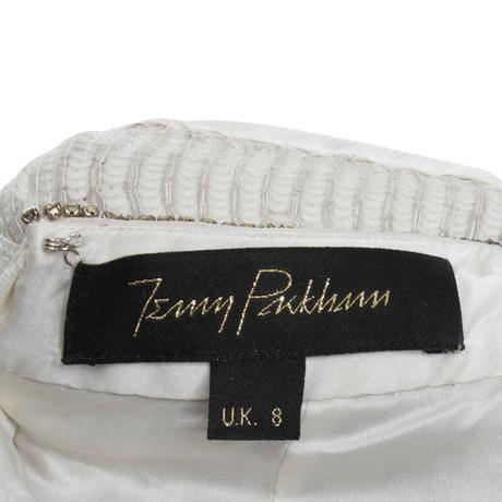 Günstiger Preis Niedrig Versandgebühr Jenny Packham Paillettenkleid ...