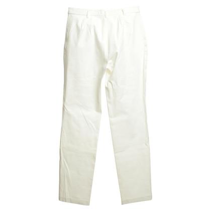 Mulberry pantaloni bianchi