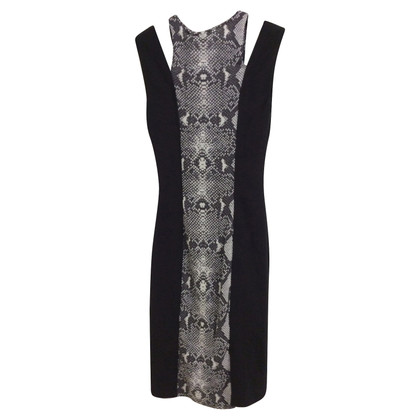 Pierre Balmain Slangenprint Bodycon Dress