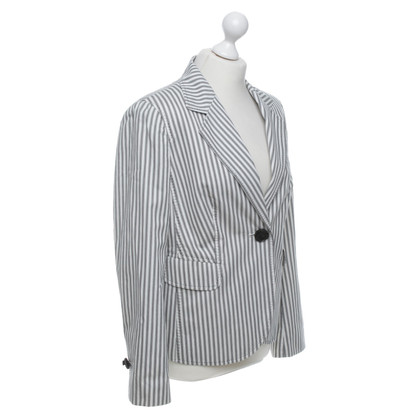 Escada Blazer with striped pattern