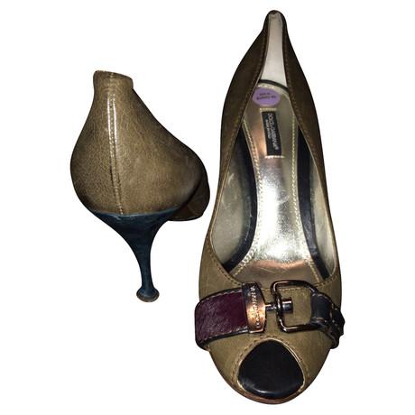Oliv Dolce amp; Peeptoes Dolce Gabbana amp; wv7fnXdq