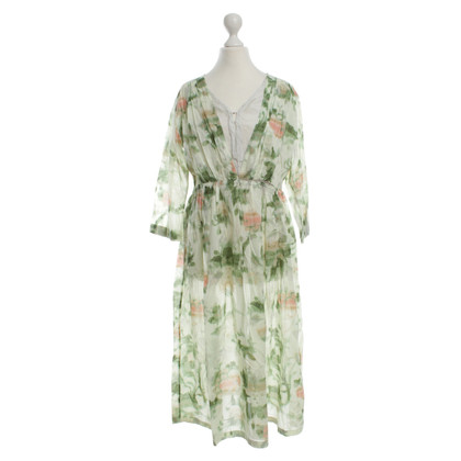 Dries van Noten Dress with a floral pattern