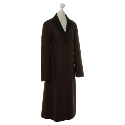 Escada Coat in Brown