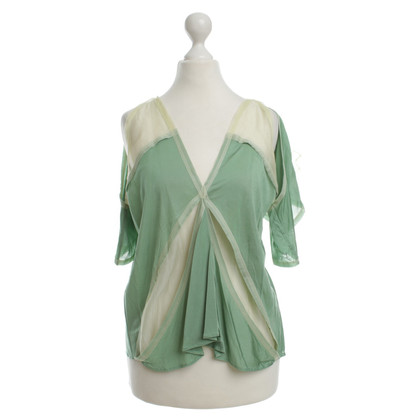 Stella McCartney top Green