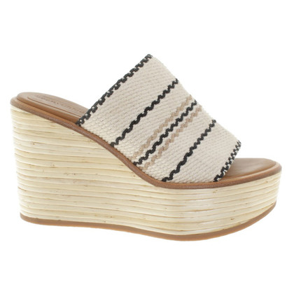 See by Chloé Wedges mit Muster