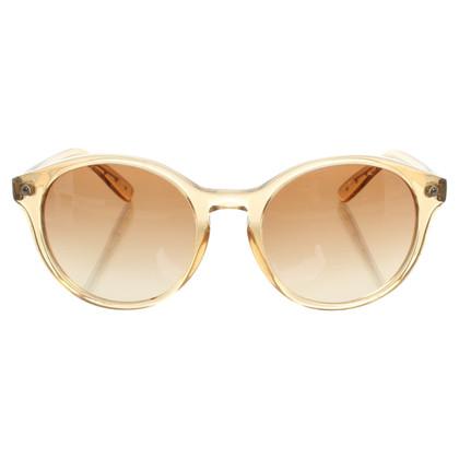 Bottega Veneta Sonnenbrille in Beige