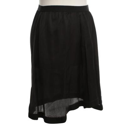 Isabel Marant Etoile Rock in zwart
