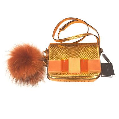 Burberry Prorsum Handtasche aus Pythonleder