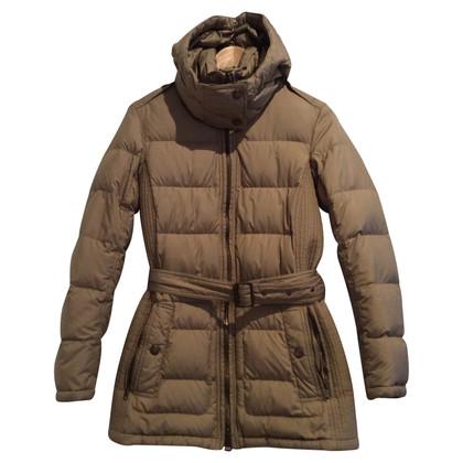Burberry cappotto giù