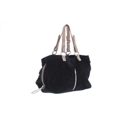 Dorothee Schumacher Handtasche aus Wildleder