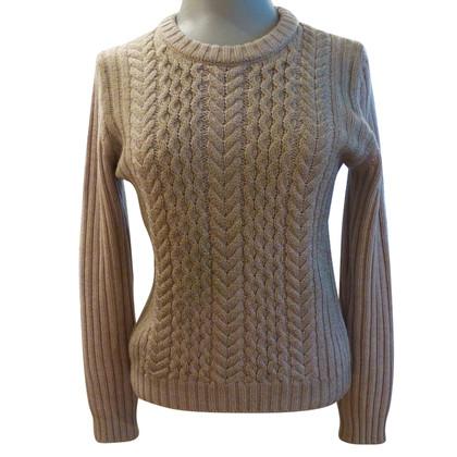 Max Mara Lichtgrijze sweater