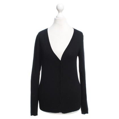 Escada Cashmere cardigan in black