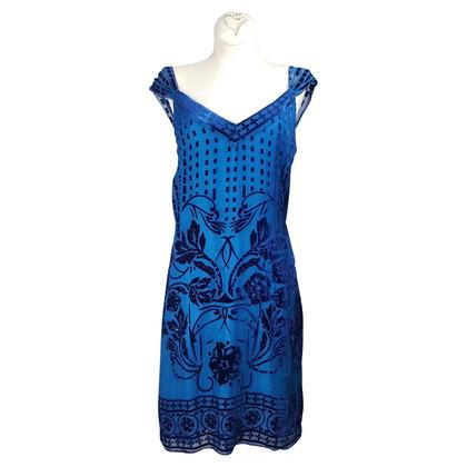 Hale Bob zijden jurk met parels