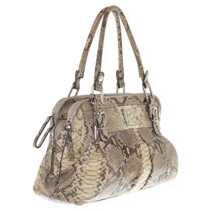 Luciano Padovan Handbag made of snakeskin