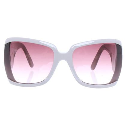Stella McCartney Large sunglasses in Taupe