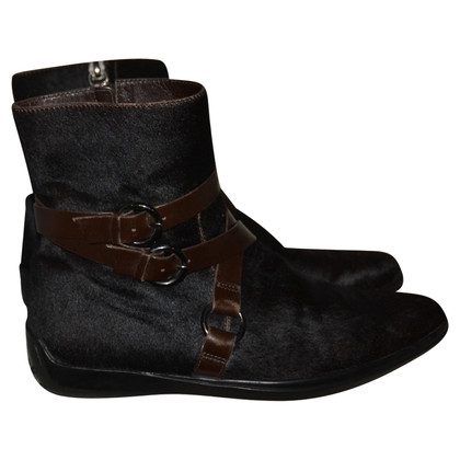 Tod's Boots with fur