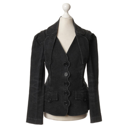 Christian Dior Blazer aus Denim