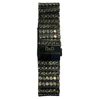 Dolce & Gabbana Horloge met edelstenen