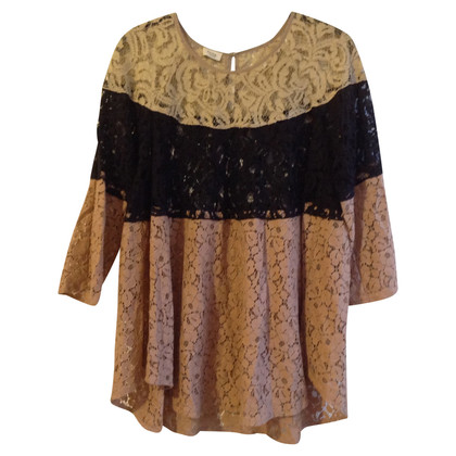 Hoss Intropia kanten blouse