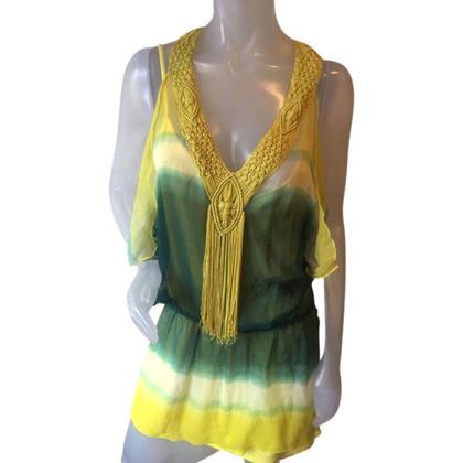 Hale Bob Cold Shoulder Dress