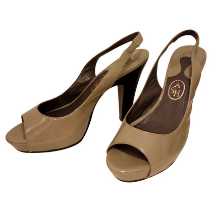 Ash peep toes slingback
