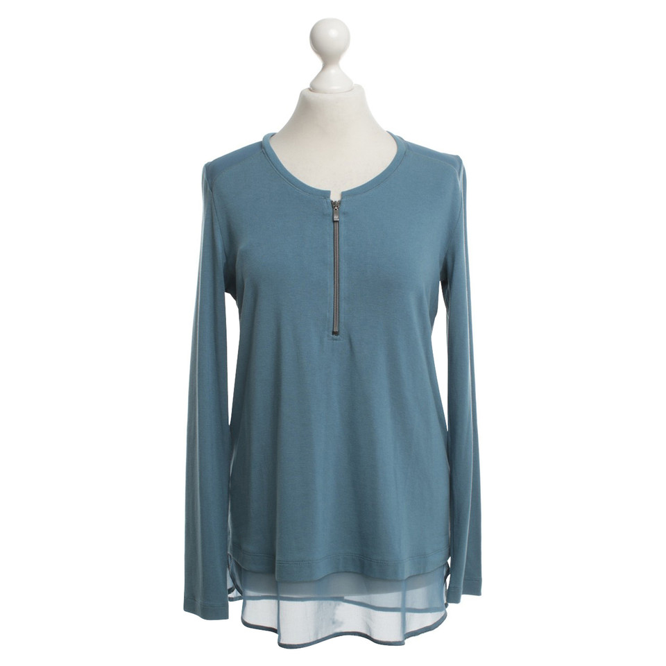 Riani Long sleeve shirt in blue