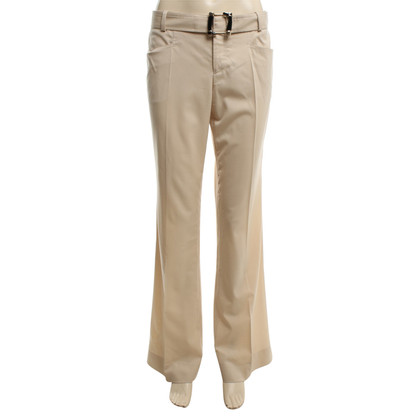 Gucci Elegant trousers in beige color