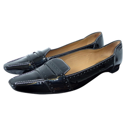 Tod's Patent leather moccasins shoes