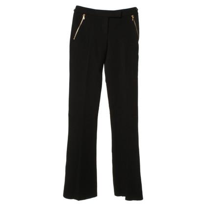 Emilio Pucci Trousers in black