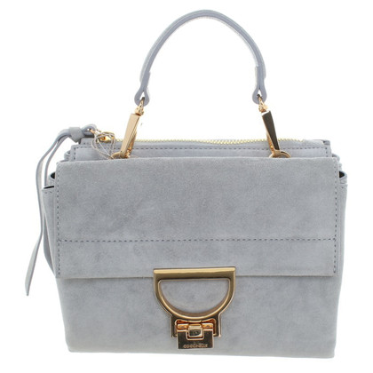 Coccinelle Bag in blue-grey