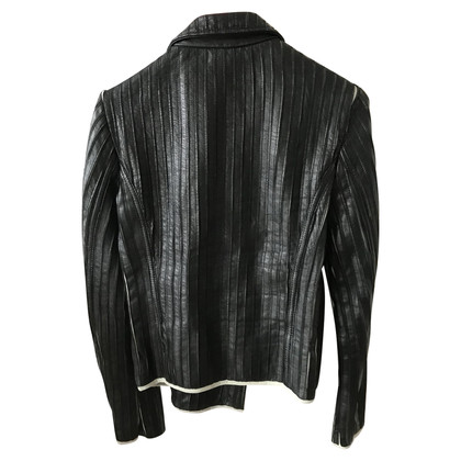 Stefanel leather jacket