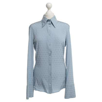 Gucci Silk blouse in Blue