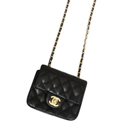 "Chanel ""micro Classic Flap Bag"" Limited Edition"