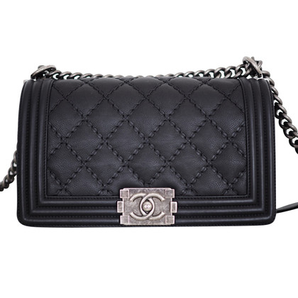 "Chanel ""Boy Bag"""