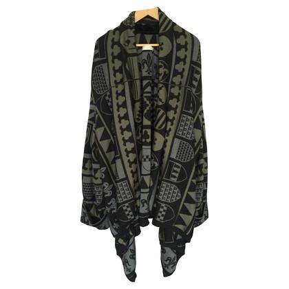 Stella McCartney Cape wool/cashmere
