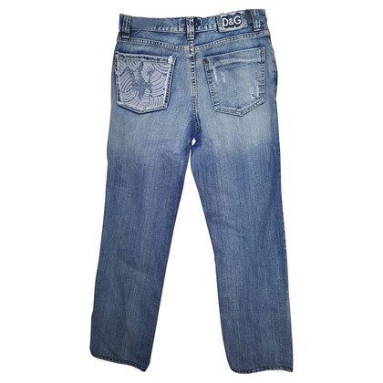 D&G Jeans met patches