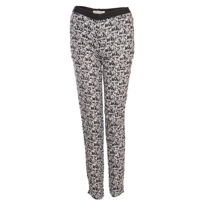 American Vintage trousers with print