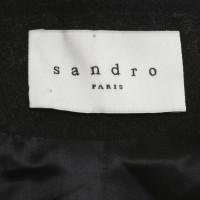 Sandro Jacket in biker look