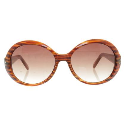 Moschino Sonnenbrille mit Muster