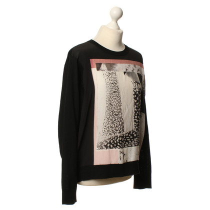 All Saints Pullover mit Print