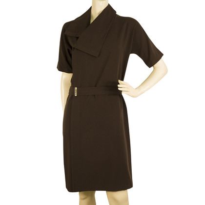 Gucci Braunes Kleid