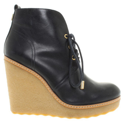 Tory Burch Wedges in Blauw