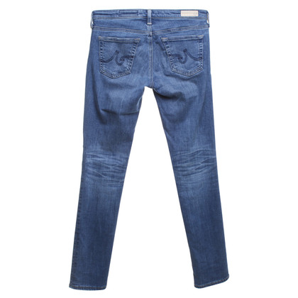 Adriano Goldschmied Skinny jeans in used look