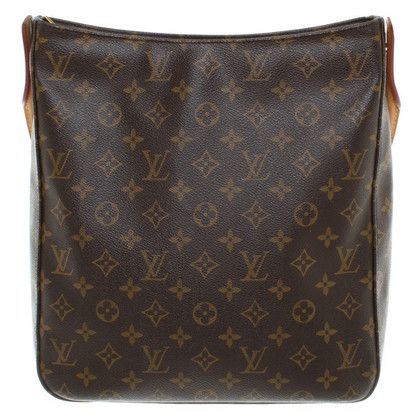 "Louis Vuitton ""Looping GM Monogram Canvas"""