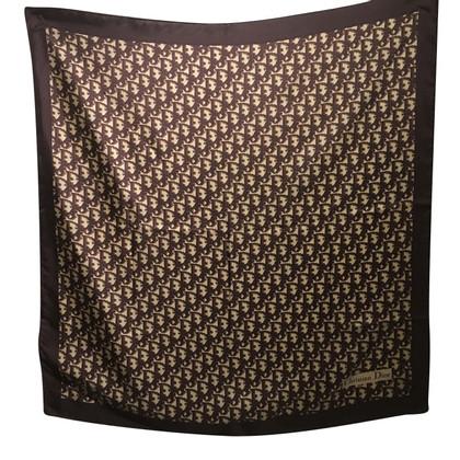 Christian Dior Foulard en soie avec LabelPrint