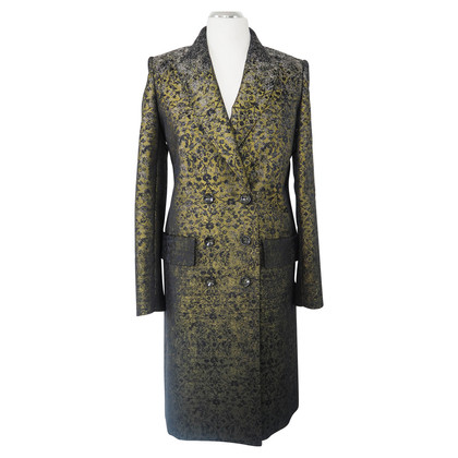 Max Mara Jacquard coat